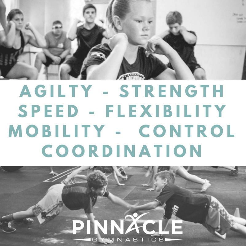 Agilty - Strength - Speed - Stabilization - flexibility - coordination