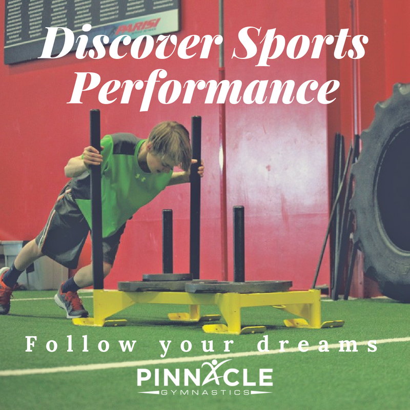 Sports Performance for kids