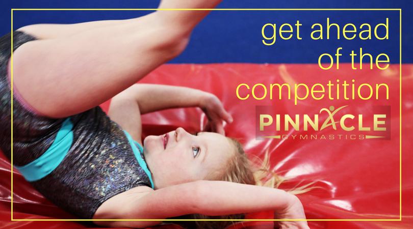 gymnastics classes for kids