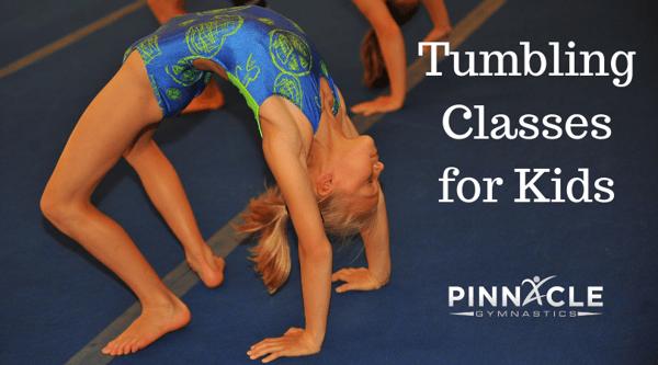 Tumbling Classes for Kids