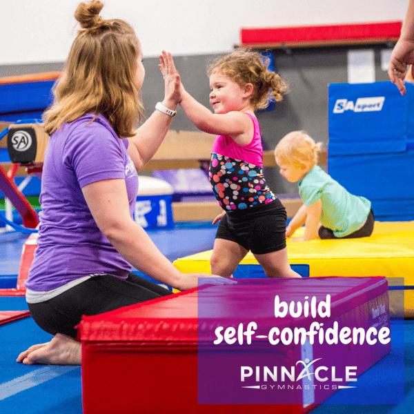 activities for preschoolers build self-confidence