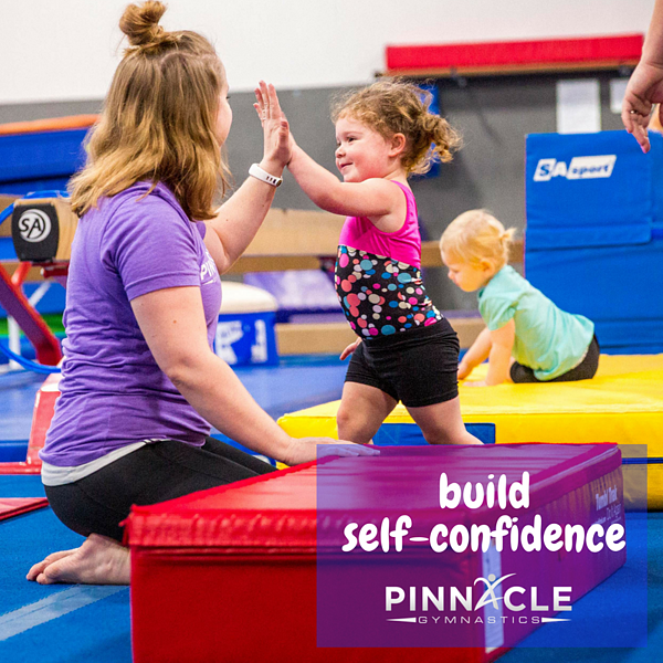 activities for preschoolers build self-confidence